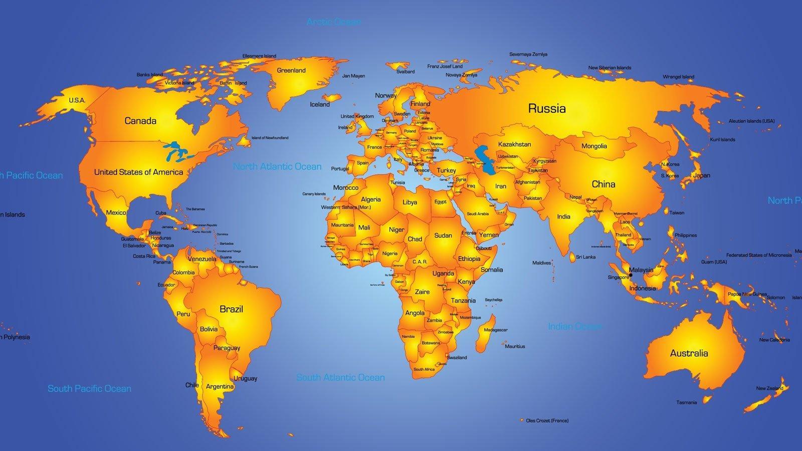 US-doppler-radar-map - Karte von UNS-doppler-radar (Nord ...