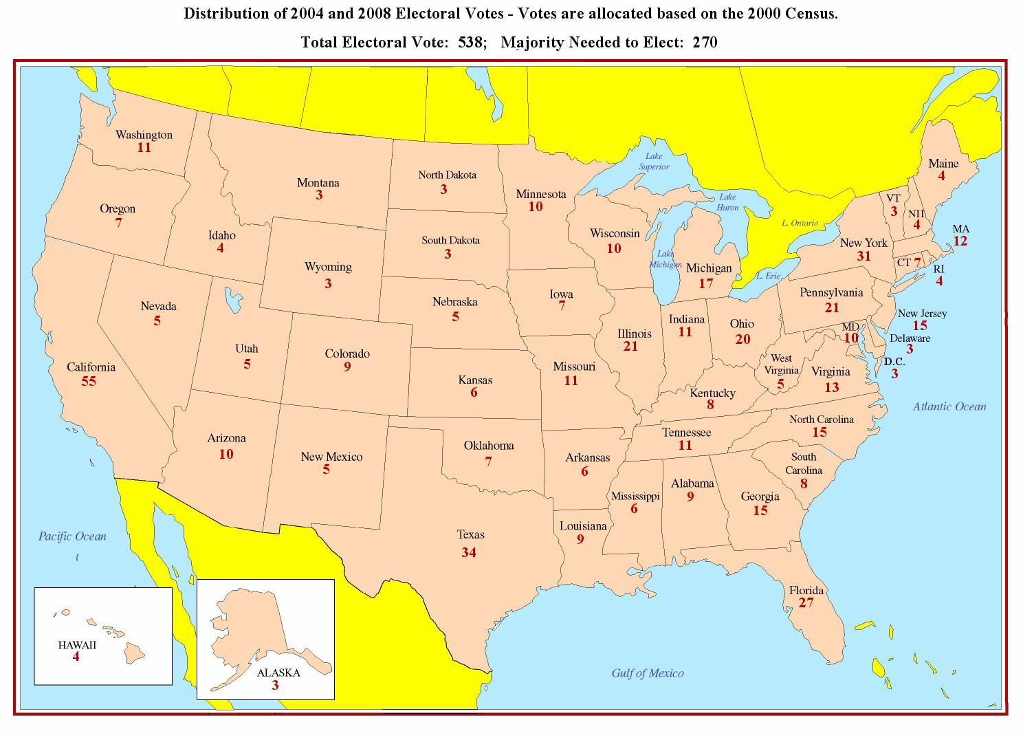 Usa Hauptstadte Karte Karte Der Usa Und Hauptstadte Nord
